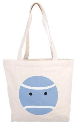 Tory Sport Little Grumps Canvas Tote