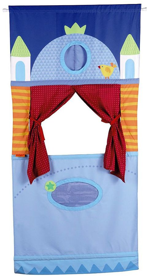 Haba HABA Doorway Puppet Theater