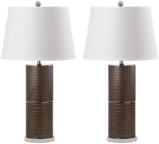Safavieh Pearson Table Lamps (Set of 2)