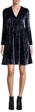 Rebecca Taylor Liane Velvet Dress