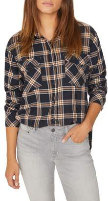 Sanctuary Boyfriend for Life Plaid Shirt