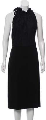 Jason Wu Textured Silk-Lined Dress w/ Tags