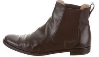 Gravati Leather Chelsea Boots