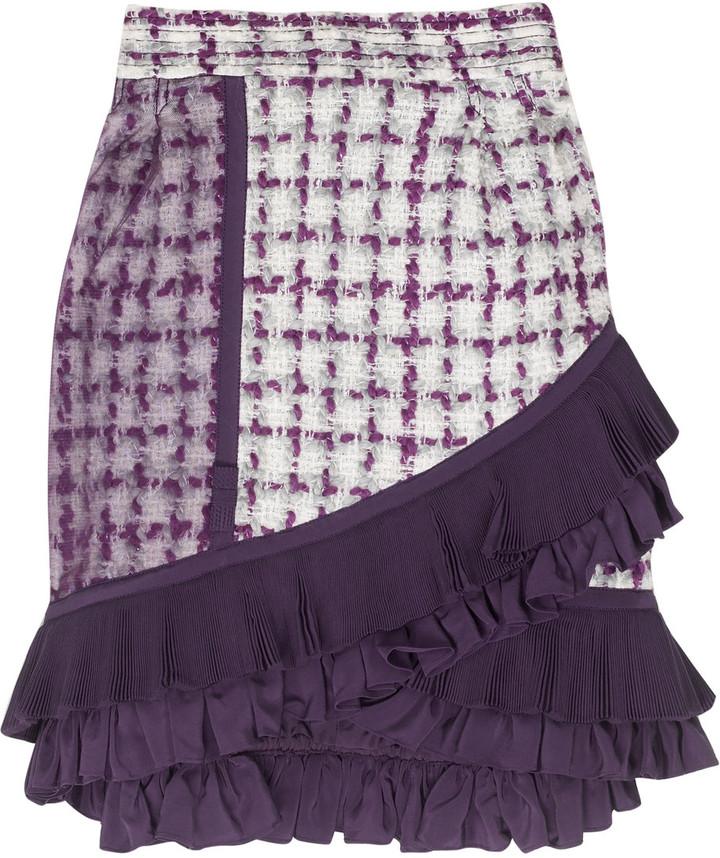 Luella Sheila pencil skirt