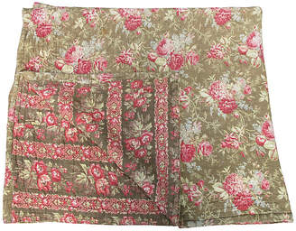 One Kings Lane Vintage 19th-C. French Quilt - Mary Jane McCarty Design