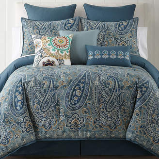 JCPenney JCP HOME Home Belcourt 4-pc. Comforter Set