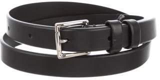 Dunhill Skinny Leather Belt