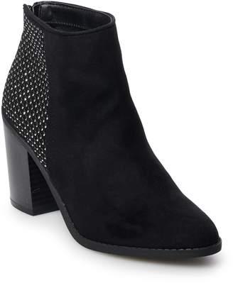 Steve Madden Nyc NYC Rain Women's High Heel Ankle Boots