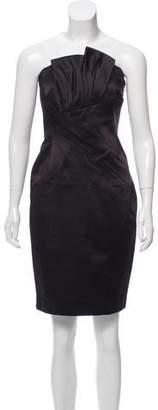 Michael Kors Strapless Bodycon Dress w/ Tags