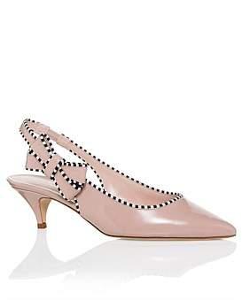 Kate Spade Ollie Slingback Kitten Heel