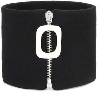 J.W.Anderson Wool neckband