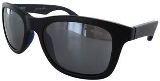 Revo Huddie RE 1000J 01 GY Polarized Square Sunglasses