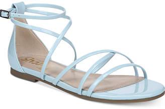 Sam Edelman Bonita Flat Strappy Sandals Women Shoes