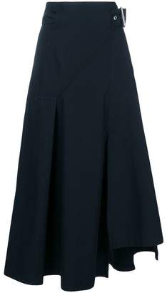 3.1 Phillip Lim flared midi skirt