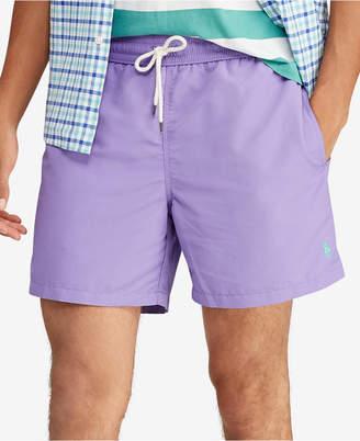 0815f2e830 Polo Ralph Lauren Purple Men's Swimsuits - ShopStyle