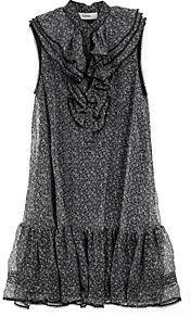 Lover Liberty Mini Ruffle Dress
