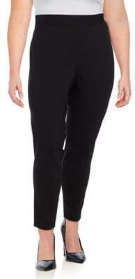 Vince Camuto Plus Ponte Leggings