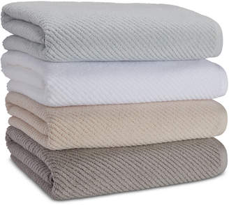 Kassatex Malaga Cotton Textured Bath Towel Collection