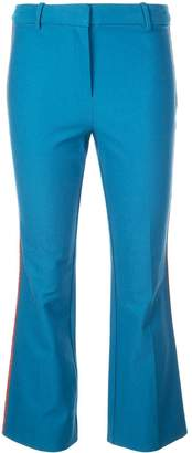 Derek Lam 10 Crosby side panelled flared trousers