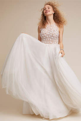 BHLDN Floating On Air Gown