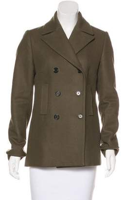 Joseph Wool Double-Breasted Coat
