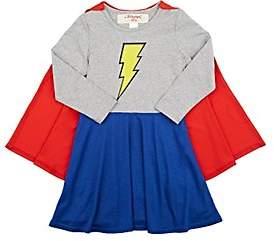 Siaomimi Stretch-Cotton Jersey Superhero Costume