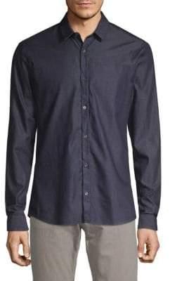 HUGO BOSS Ero Classic Button-Down Shirt