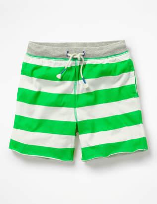 Boden Slub Jersey Shorts