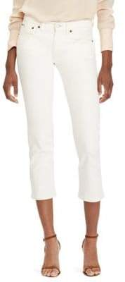 Polo Ralph Lauren Cropped Straight Jeans