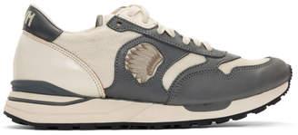 Visvim Grey Roland Jogger Sneakers