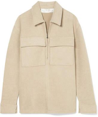 Victoria Beckham Victoria, Cotton-blend Chenille Shirt