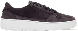 Diemme Purple Suede Brenta Sneakers