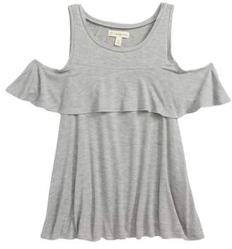 Tucker + Tate Cold Shoulder Tank