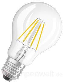 LED-Lampe E27 4W, universalweiß, 470 Lum...