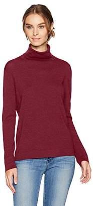 Pendleton Women's Merino Wool Turtleneck Sweater