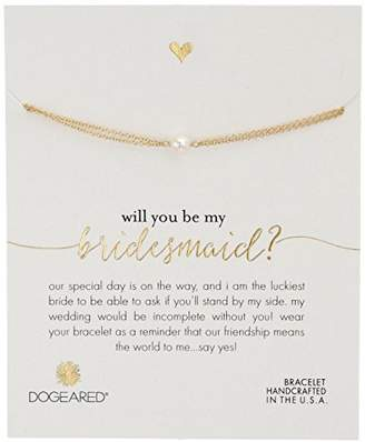 Dogeared Will You Be My Bridesmaid?