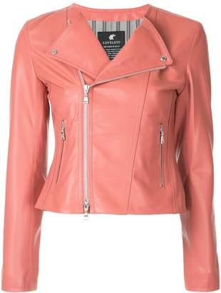 Loveless biker jacket