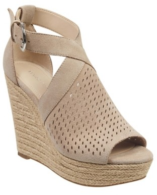Marc Fisher Haldya Espadrille Wedge Sandal