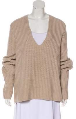 Acne Studios Deborah Long Sleeve Sweater