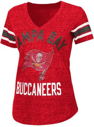 G-iii Sports Women's Tampa Bay Buccaneers Big Game Rhinestone T-Shirt