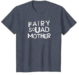 Fairy Squad Mother Wings Halloween Costume T-Shirt