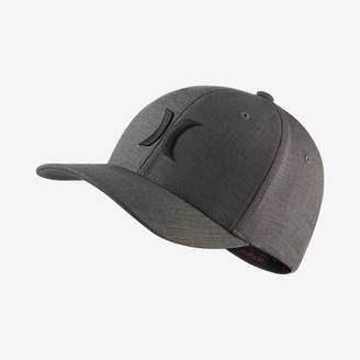 Hurley Black Textures Men's Hat