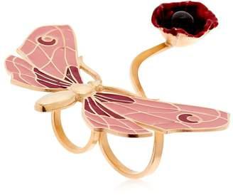 Futuro Remoto Gioielli Melitea Hand Bracelet
