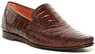 Mezlan Morellino Genuine Crocodile Loafer $725 thestylecure.com
