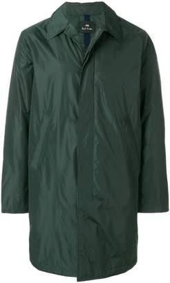 Paul Smith single breasted raincoat