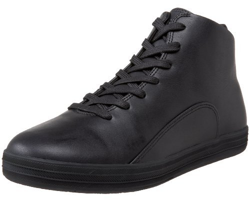 Gourmet Men's Quattro Leather Lace-Up Sneaker