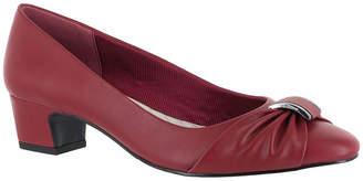 Easy Street Shoes Eloise Womens Pumps Slip-on Round Toe Block Heel
