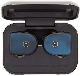 Master and Dynamic Blue MW07 True Wireless Earphones