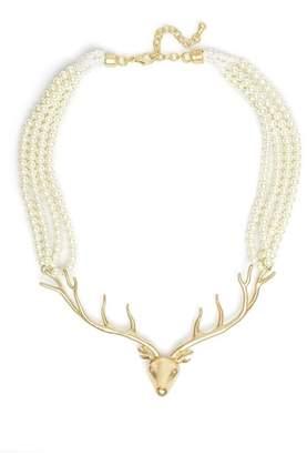 Oh Deer Zenzii Necklace