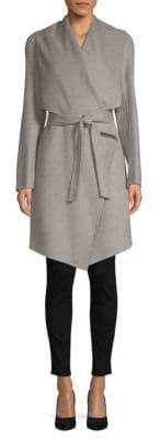 Soia & Kyo Samia Hooded Wrap Coat